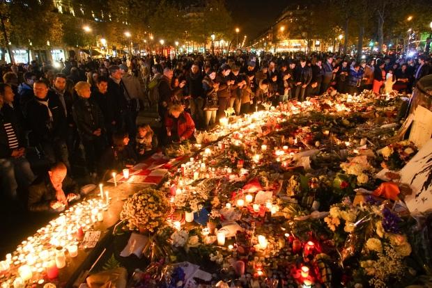 Dozens_of_mourning_people_captured_during_civil_service_in_remembrance_of_November_2015_Paris_attacks_victims._Western_Europe,_France,_Paris,_place_de_la_République,_November_15,_2015 2.jpg