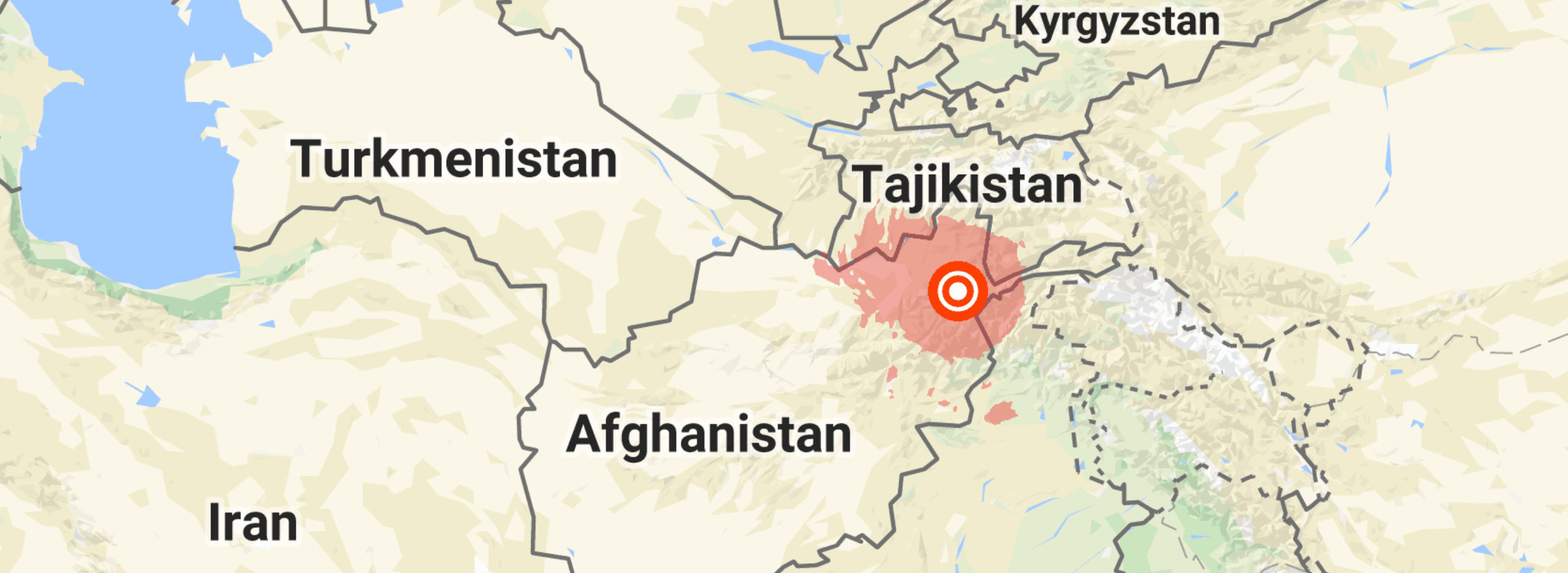 Earthquake of magnitude 61 strikes kabul the pawprint an earthquake of magnitude 61 struck 270 kilometers northeast of the afghan capital kabul on 31 january 2018 at 1140 am afghanistan time zone gumiabroncs Images