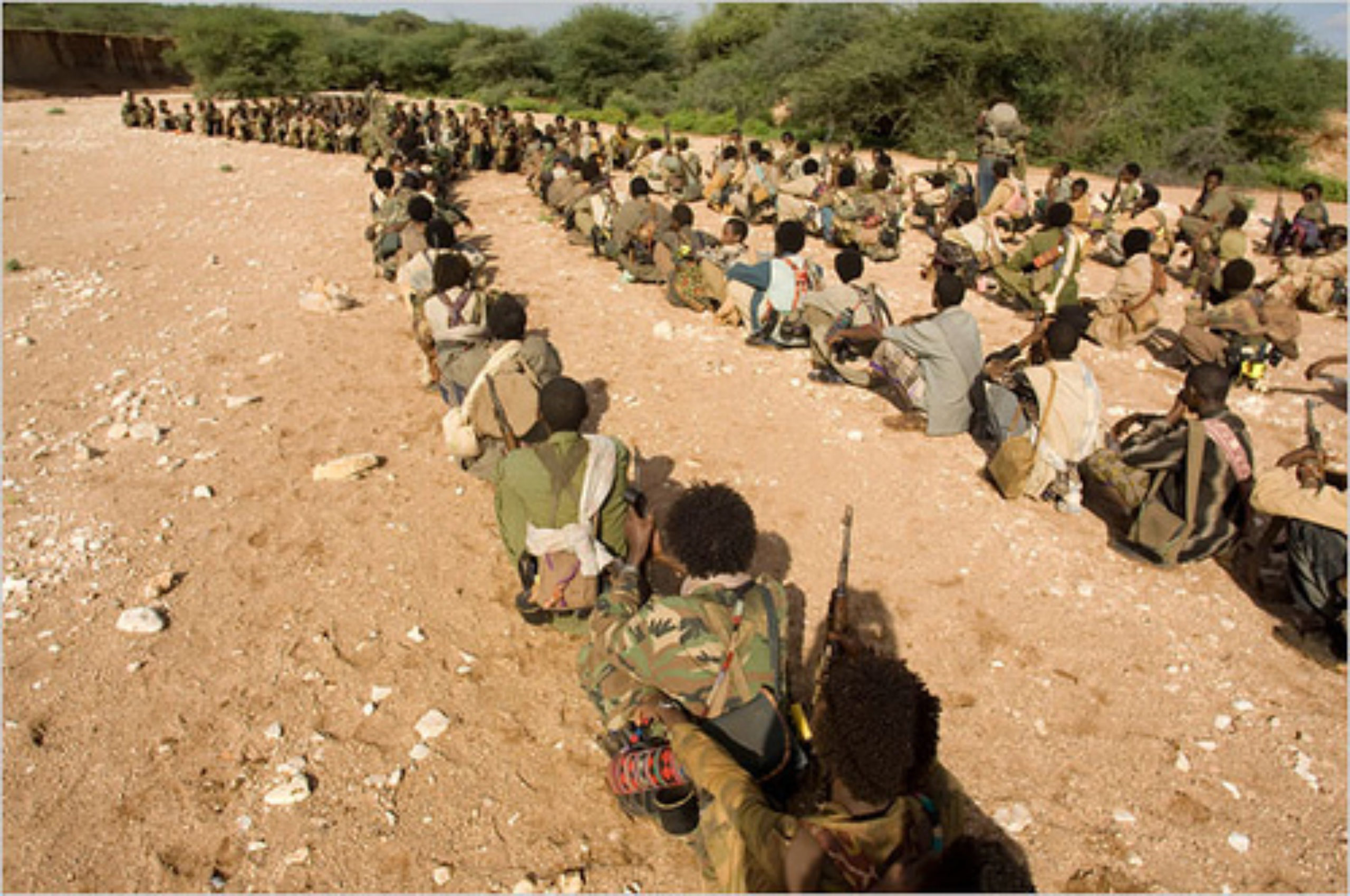 Ex-head of Ogaden jail arrested  – The Pawprint