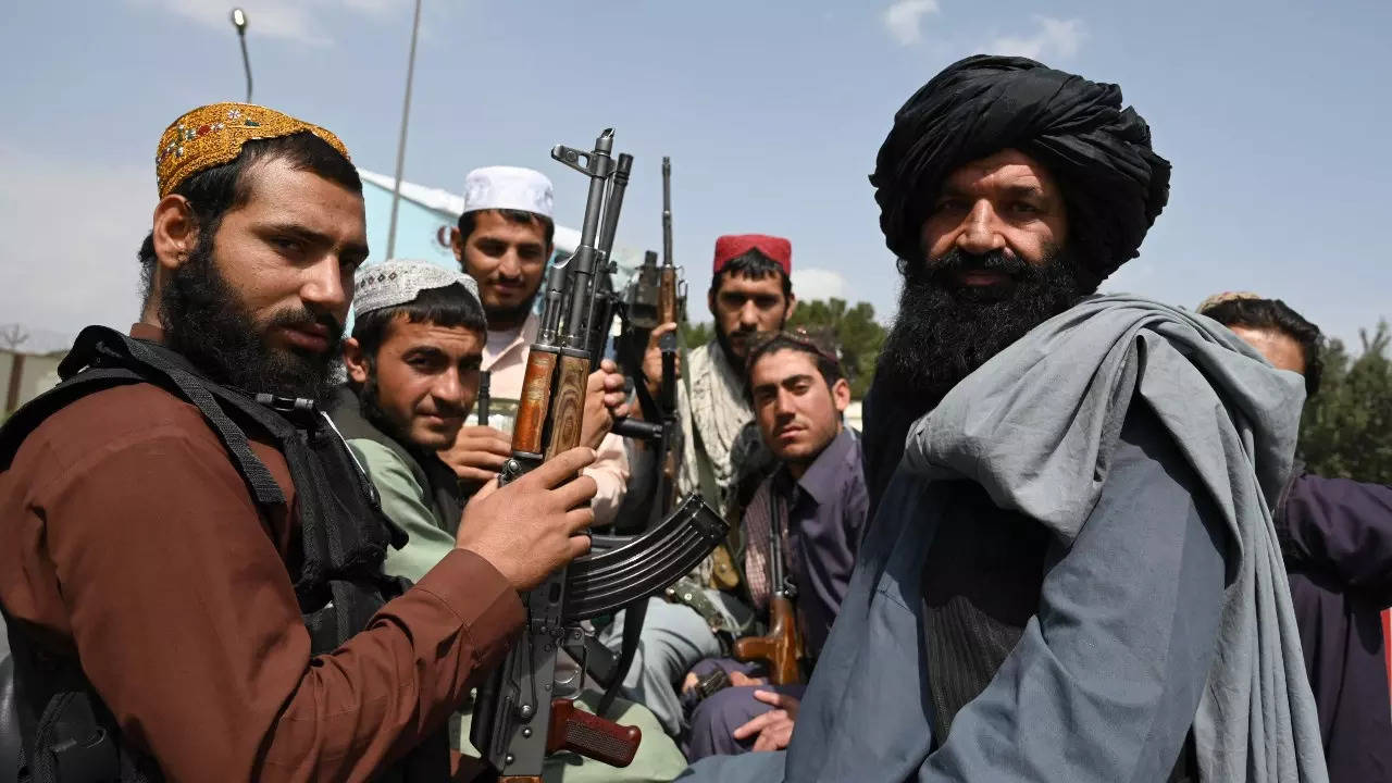 Afghan Taliban.